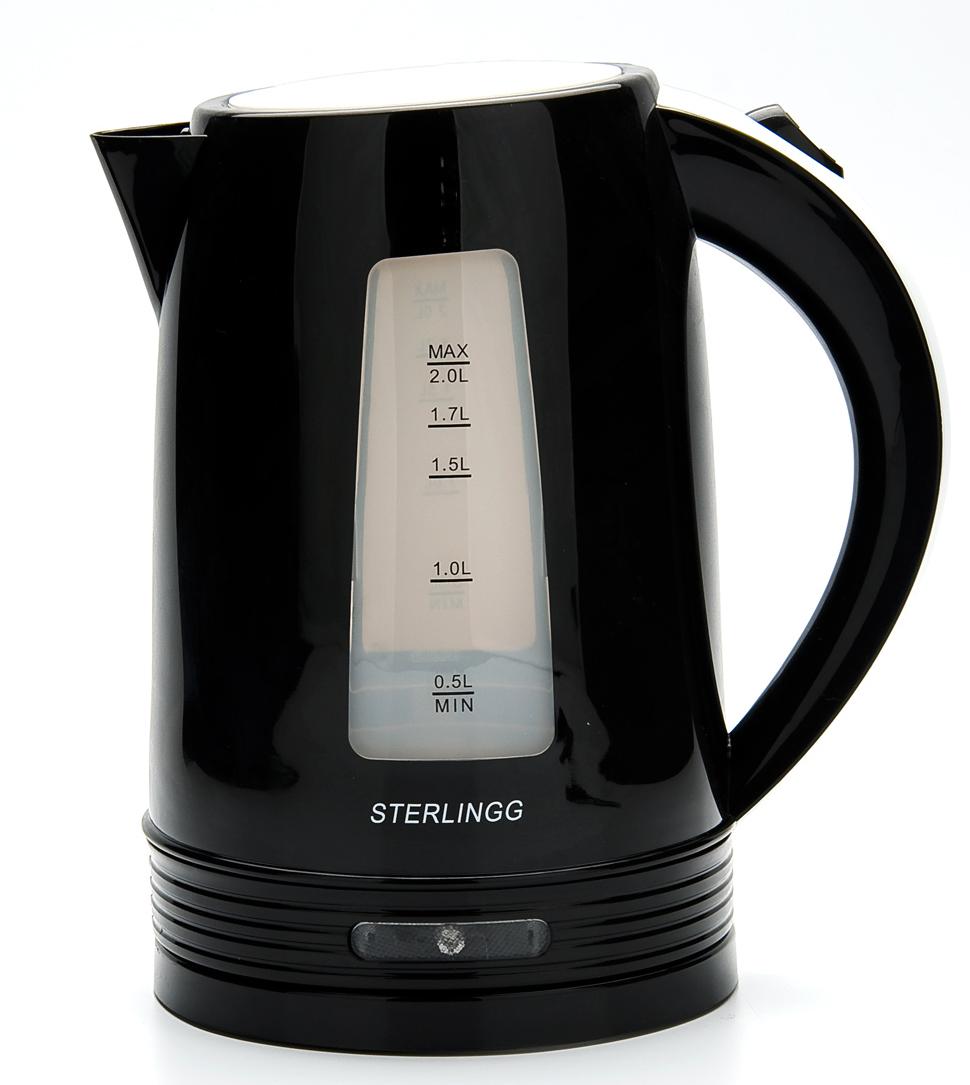 Zimber ZM-10784 электрический чайник10784Быстро вскипятить воду и поддерживать ее горячей в течение долгого времени Вам поможет чайник Zimber. На рынке бытовой техники этот прибор пользуется неизменной популярностью благодаря высокому качеству, безопасности и удобству в использовании. Корпус чайника выполнен из качественного термостойкого полипропилена. Чайник оснащен скрытым нагревательным элементом из нержавеющей стали, что очень удобно, так как он более долговечен, чем спираль, и не подвержен образованию накипи. Чайник сохранит температуру воды на долгое время, что позволяет снизить расход электричества. Благодаря прозрачной шкале-индикатору можно следить за уровнем воды в чайнике. Для безопасного использования в чайниках Zimber предусмотрены функции автоматического отключения при отсутствии воды или открытии крышки, а также встроенная защита от перегрева. Современный дизайн изделия несомненно порадует Вас и внесет новые краски в интерьер Вашей кухни!