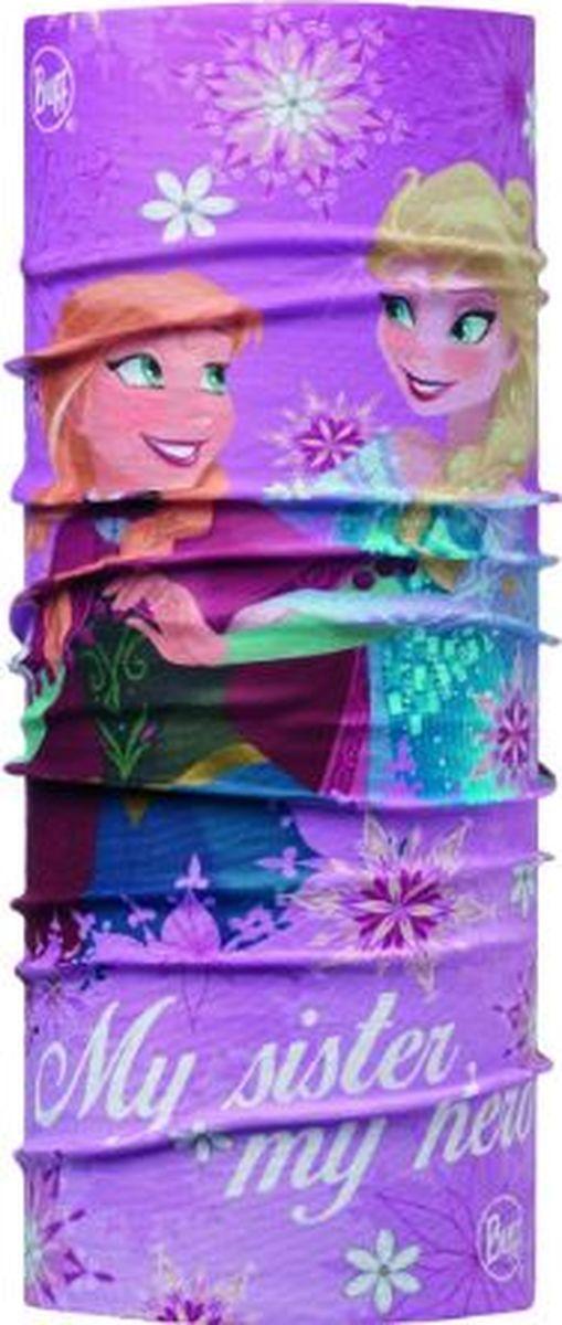 Купить Бандана детская Buff Frozen Original Child Anna Mardi Grape, цвет: сиреневый. 115436.617.10.00. Размер универсальный