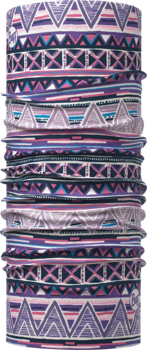Купить Бандана детская Buff Original Junior Tanok Multi, цвет: сиреневый. 115470.555.10.00. Размер универсальный