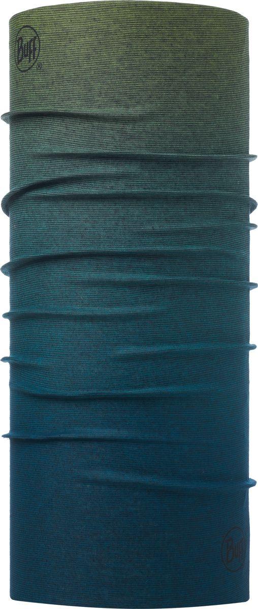 Бандана Buff Original Nod Deep Teal, цвет: синий. 115188.710.10.00. Размер универсальный115188.710.10.00Бандана Buff Original - это оригинальный, мультифункциональный, бесшовный головной убор - удобный и комфортный для любого вида активного отдыха и спорта. Оригинальный, потому что Buff был и является первым в мире брендом мультифункциональных, бесшовных и универсальных головных уборов. Мультифункциональный, потому что их можно носить самыми разными способами: как шарф, как шапку, как балаклаву, косынку, бандану, маску, напульсник и многими другими - решает Ваша фантазия! Универсальный головной убор, который можно носить более чем двенадцатью способами, который можно использовать при занятии любым видом спорта, езде на велосипеде и мотоцикле, катаясь или бегая на лыжах, и даже как аксессуар в городской одежде. Бесшовный, благодаря эластичности, позволяющей использовать эти головные уборы как угодно и не беспокоиться о том, что кожа может быть натерта или раздражена швами. Размер (обхват головы): 53-62 см.