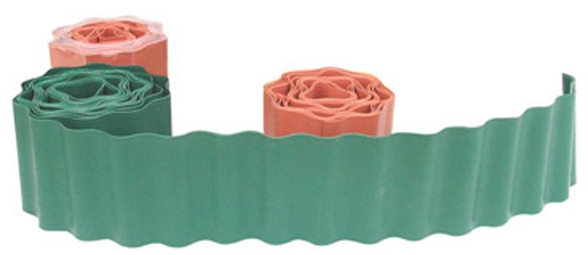 Размер: 15х900см Материал: пластик Цвет: коричневый Предназначена для оформления кромок газонов и клумб. Изготовлена из гибкого материала, что позволяет оформлять клумбы любой форм.