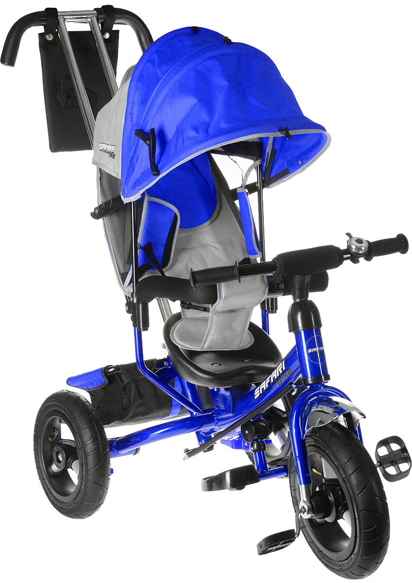 Safari Велосипед трехколесный GT9240 Trike цвет синий - Велосипеды-каталки