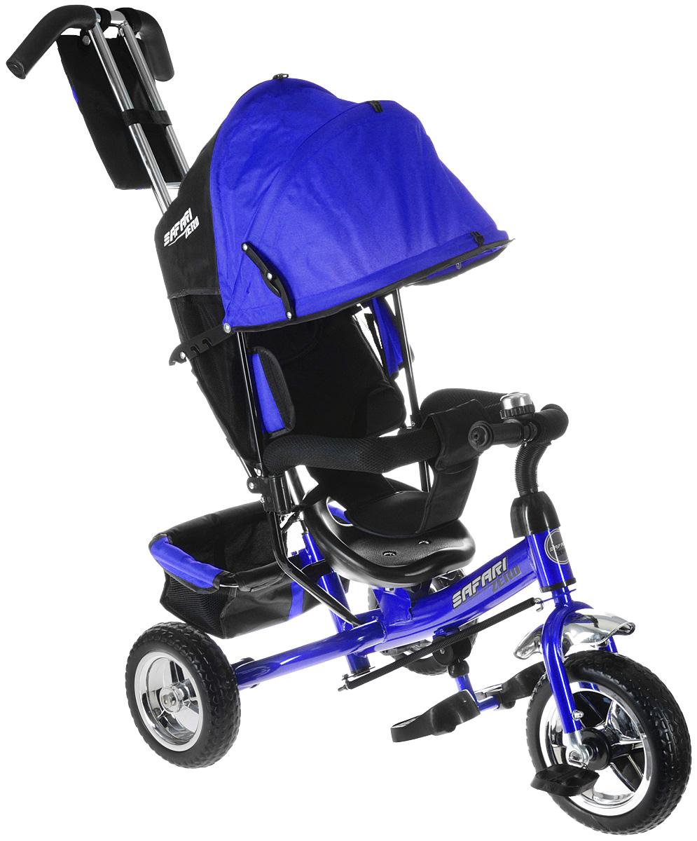 Safari Велосипед трехколесный GT9482 Zero цвет синий - Велосипеды-каталки