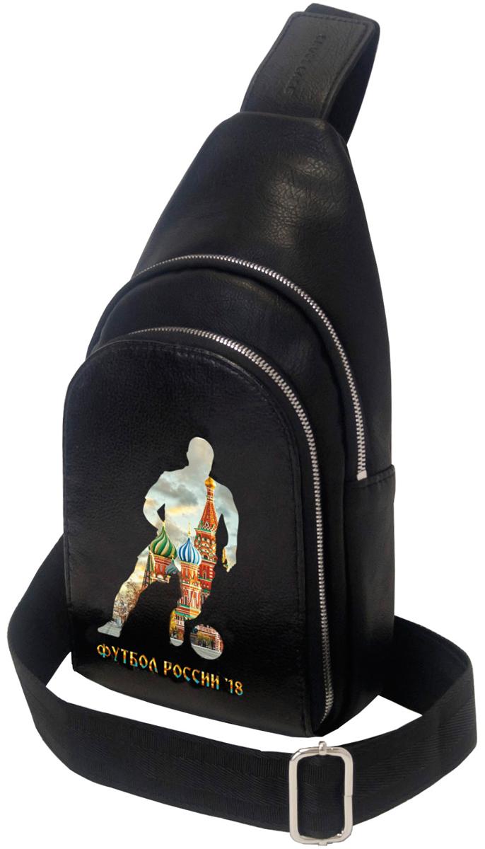 Рюкзак мужской Cross Case, цвет: черный. MB-3046-10 Black