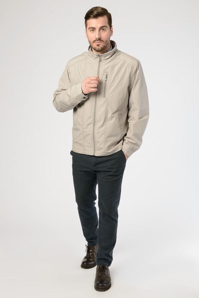 Куртка мужская Vizani, цвет: бежевый. V-17051_103. Размер 60 куртка мужская vizani цвет бежевый vtc18 863 36 d beige размер 58