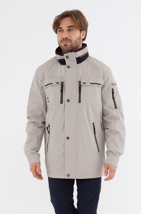 Куртка мужская Vizani, цвет: светло-серый. 10503W_5. Размер 58 bosch sps 68m62
