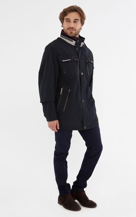 Куртка мужская Vizani, цвет: темно-синий. 10503W_99. Размер 58 куртка мужская vizani цвет синий vtc18 1284 2 navy размер 54