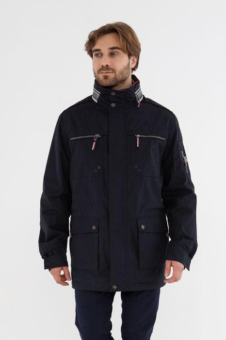 Куртка мужская Vizani, цвет: темно-синий. 10552W_99. Размер 54 куртка мужская vizani цвет синий vtc18 1284 2 navy размер 54