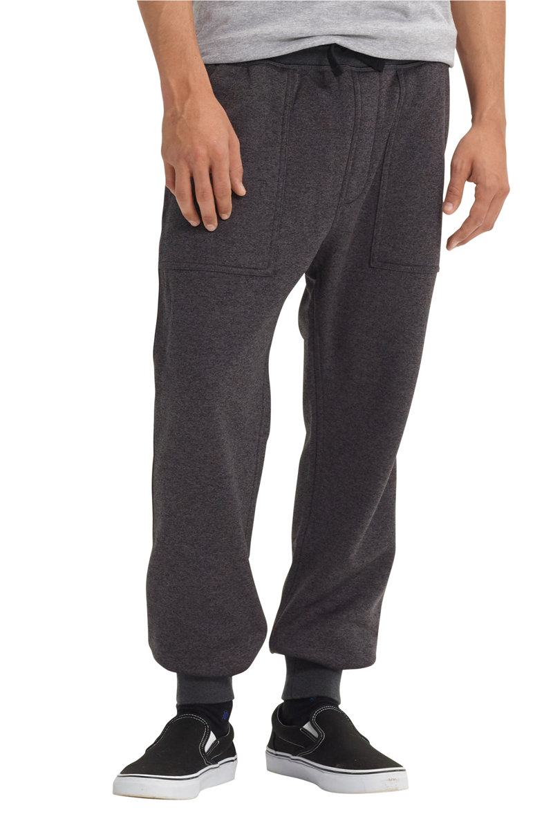 Купить Брюки мужские Burton Mb Oak Pant, цвет: черный. 20462100001. Размер XXL (54)