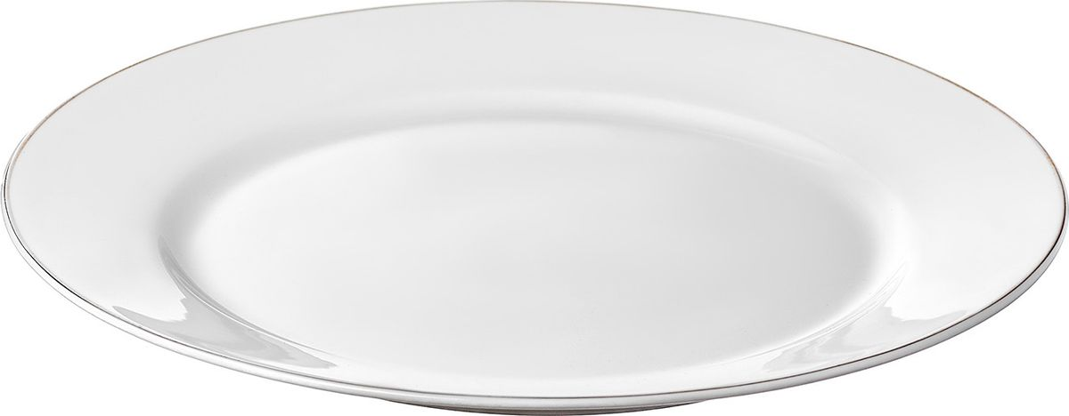 Тарелка обеденная, 22,5 см Alpino изготовлена из высококачественного материала с содержанием костной муки до 42%. Это придает предметам легкость, прозрачность и белизну.  Благодаря простым удобным формам и минималистическому дизайну, коллекцию можно считать универсальной. Идеально подходит для сервировки праздничного стола и ежедневной трапезы.  Неоспоримым преимуществом является возможность использования предметов из коллекций Alpino в микроволновой печи.