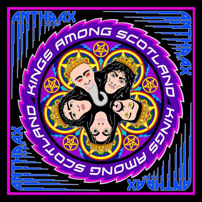 Anthrax Anthrax. Kings Among Scotland (2 CD) dk eyewitness top 10 travel guide scotland