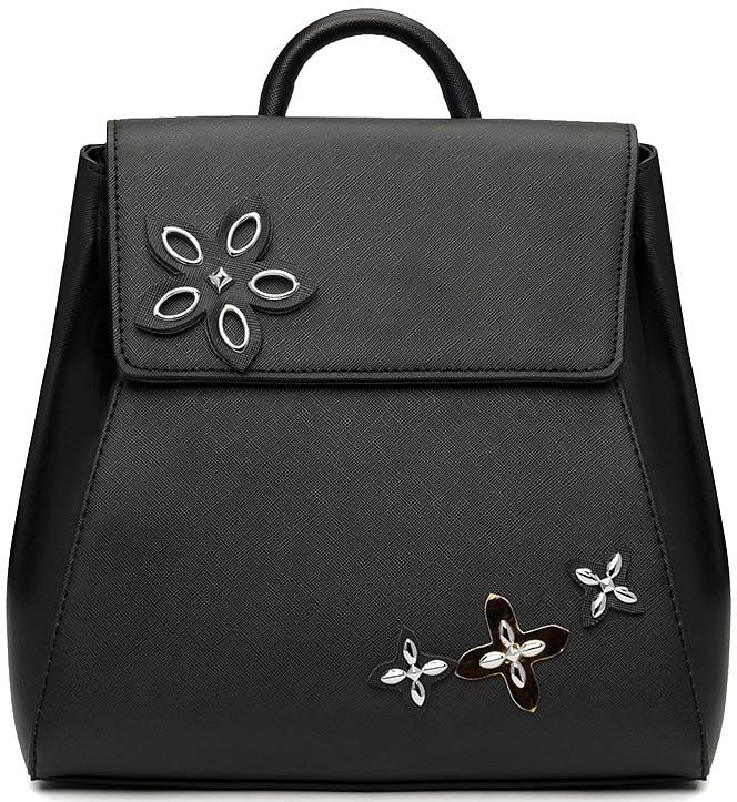 Рюкзак женский Vitacci, цвет: черный. BD0447