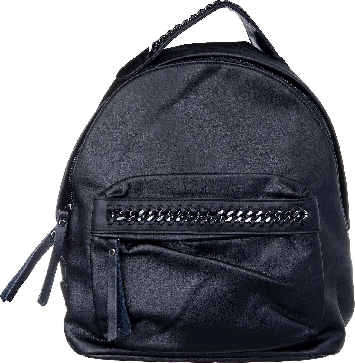 Рюкзак женский Vitacci, цвет: черный. BG01001-1