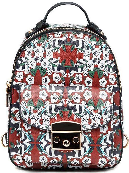 Рюкзак женский Vitacci, цвет: мультиколор. BG11014-1