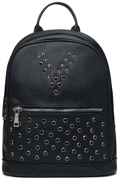 Рюкзак женский Vitacci, цвет: черный. V1265