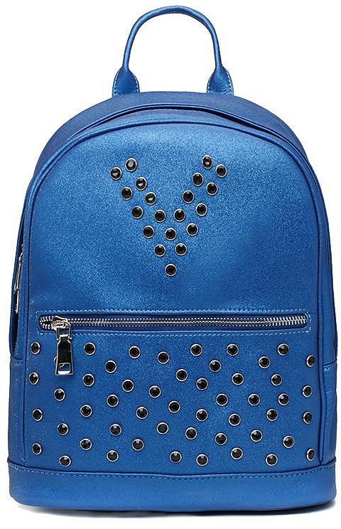Рюкзак женский Vitacci, цвет: синий. V1266 enjoi классические мужские шорты enjoi abort short navy