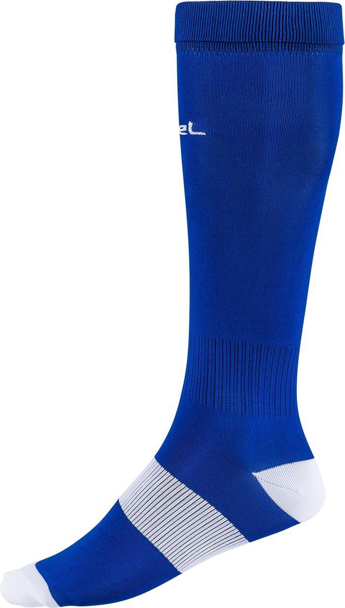 Гетры футбольные для мальчика Jogel, цвет: синий, белый. JA-001_УТ-00012513. Размер 35/37