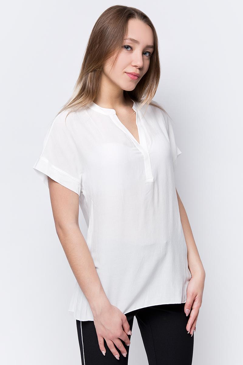 Блузка женская adL, цвет: бежевый. 11533454000_019. Размер XS (40/42)
