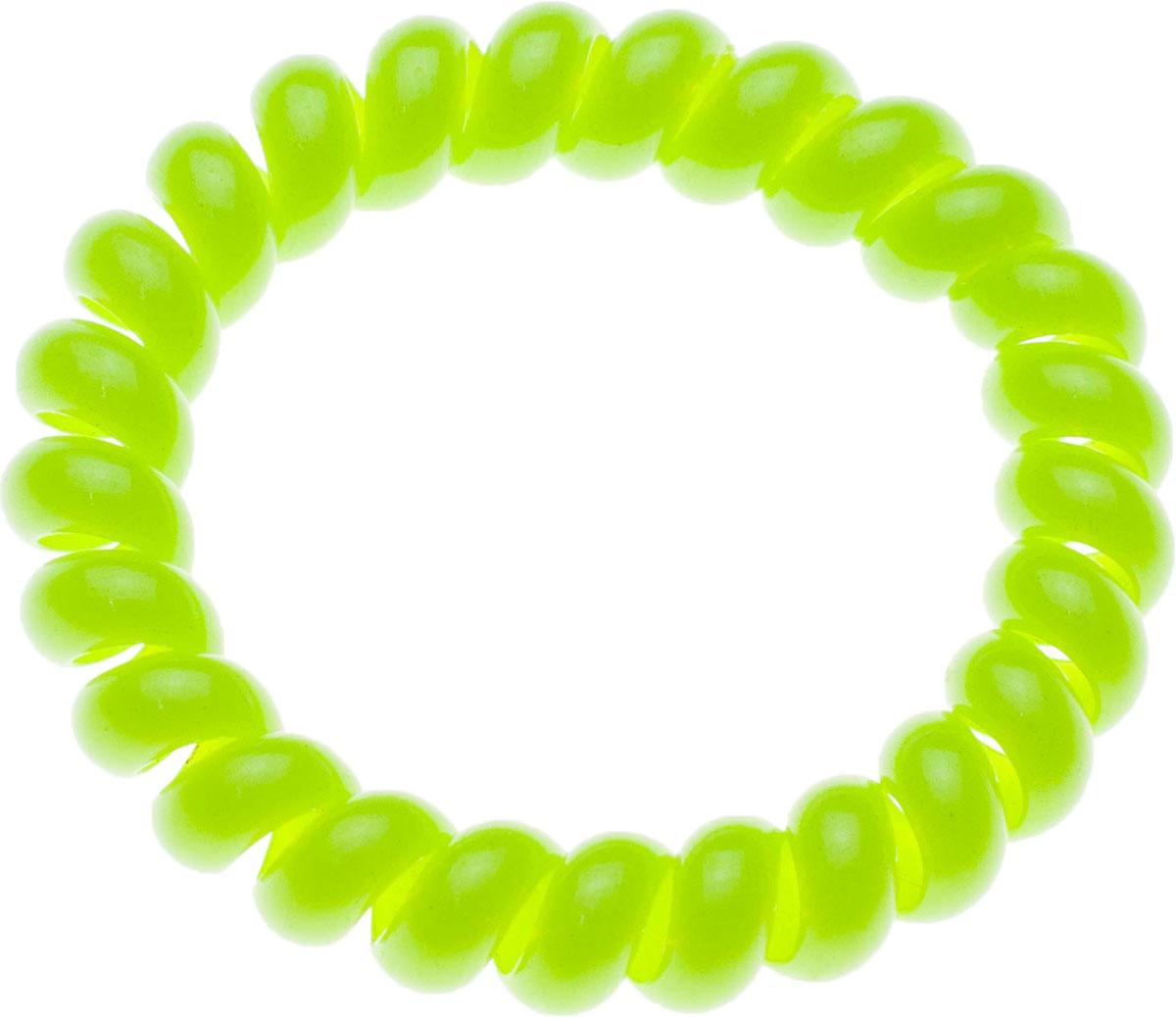 Резинка для волос Мастерская Крутовых, цвет:  зеленый.  РПВ-064 Мастерская Крутовых