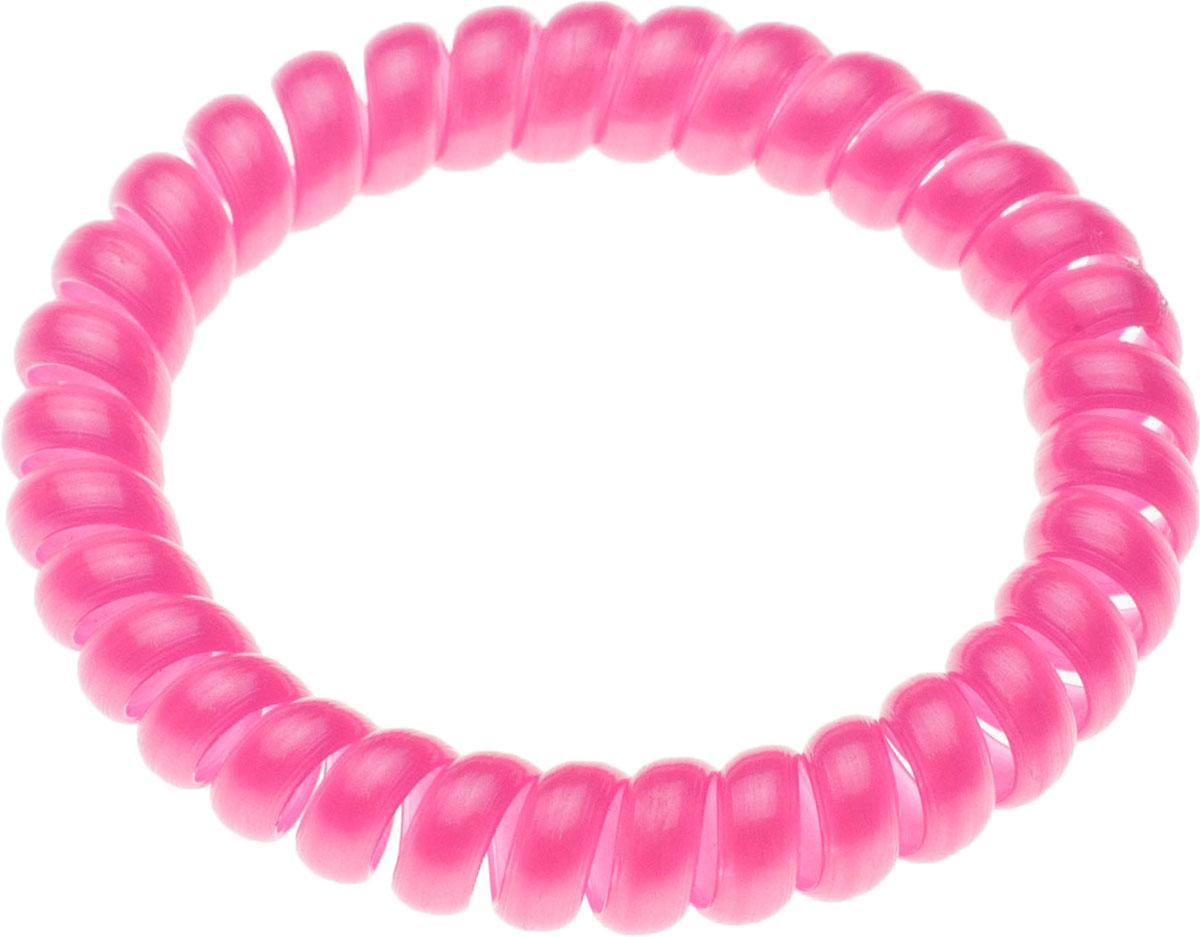 Резинка для волос Мастерская Крутовых, цвет:  розовый.  РПВ-065 Мастерская Крутовых