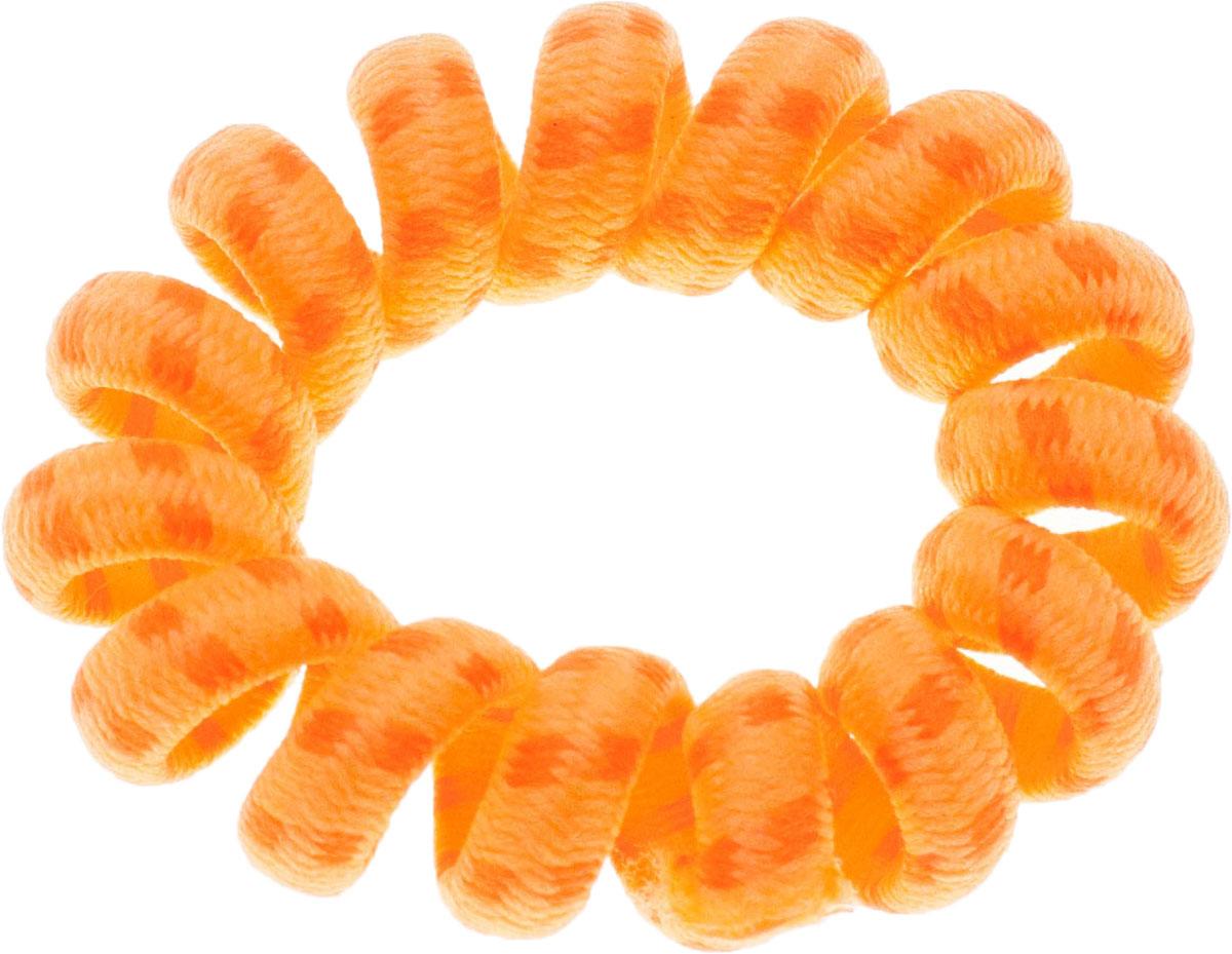 Резинка для волос Мастерская Крутовых, цвет:  оранжевый.  РПВ-070 Мастерская Крутовых