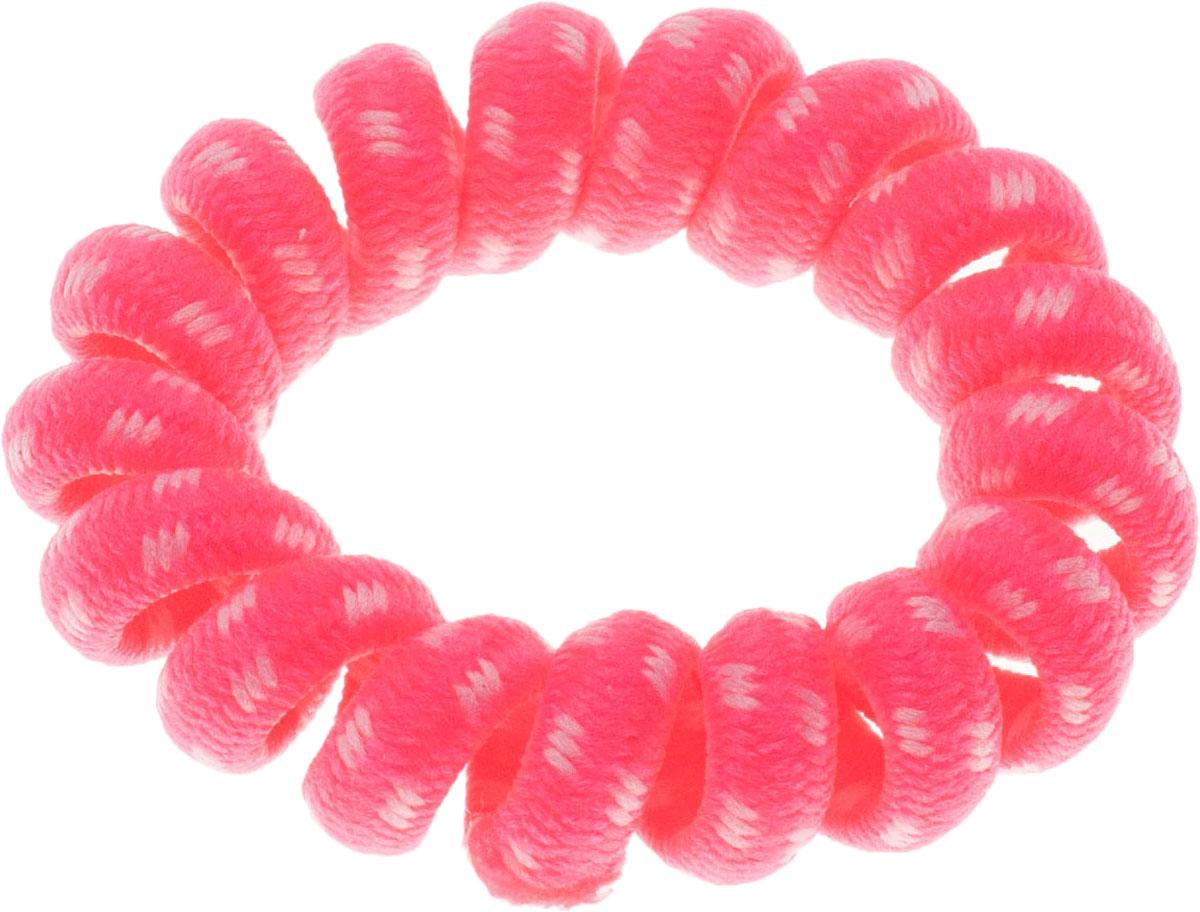 Резинка для волос Мастерская Крутовых, цвет:  розовый.  РПВ-073 Мастерская Крутовых