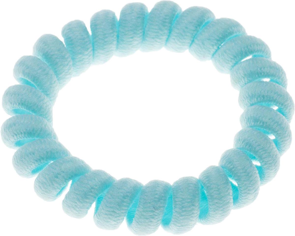 Резинка для волос Мастерская Крутовых, цвет:  голубой.  РПВ-075 Мастерская Крутовых