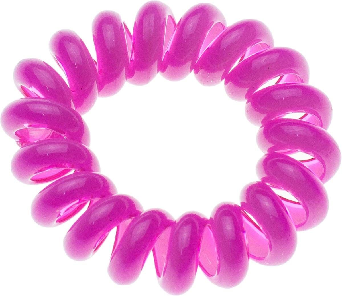 Резинка для волос Мастерская Крутовых, цвет: розовый. РПВ-085