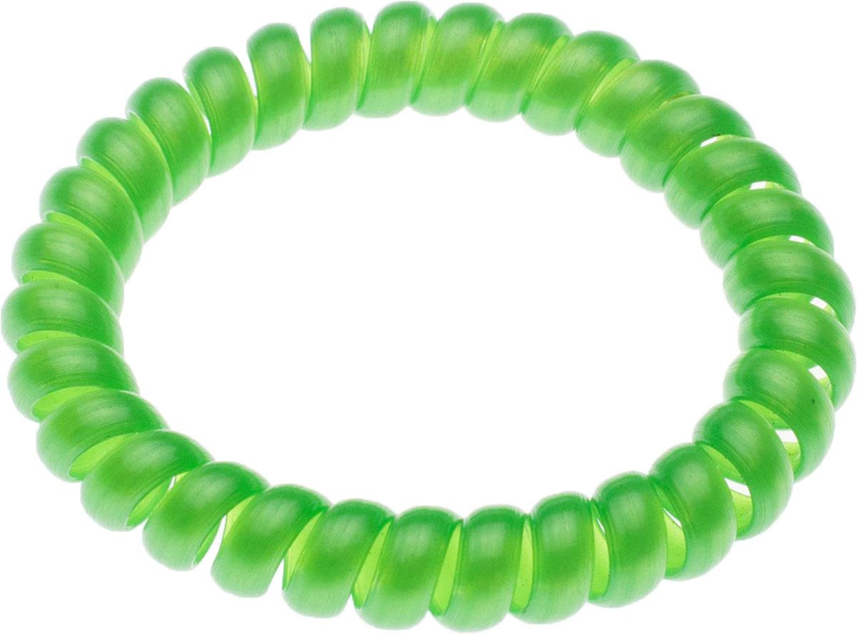 Резинка для волос Мастерская Крутовых, цвет:  зеленый.  РПВ-153 Мастерская Крутовых