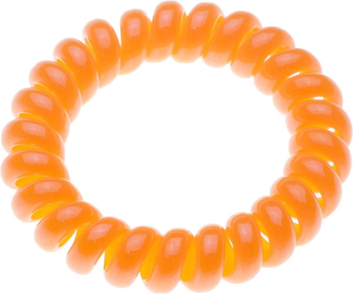 Резинка для волос Мастерская Крутовых, цвет:  оранжевый.  РПВ-157 Мастерская Крутовых