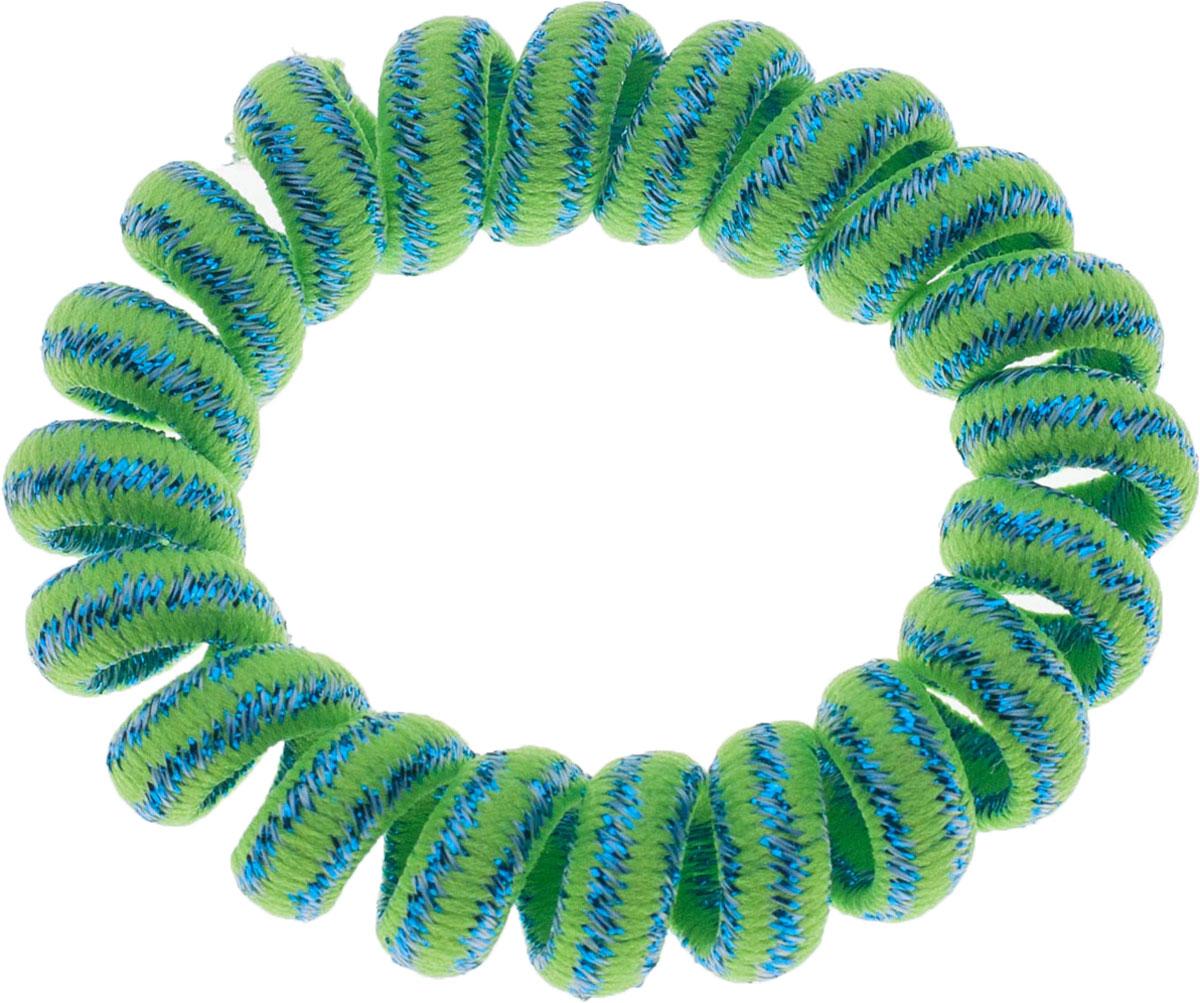 Резинка для волос Мастерская Крутовых, цвет:  зеленый.  РПВ-245 Мастерская Крутовых