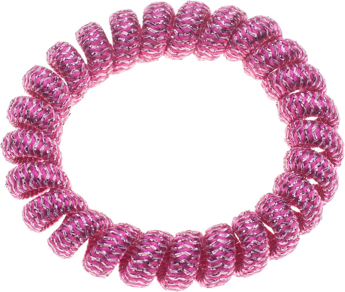 Резинка для волос Мастерская Крутовых, цвет:  розовый.  РПВ-249 Мастерская Крутовых