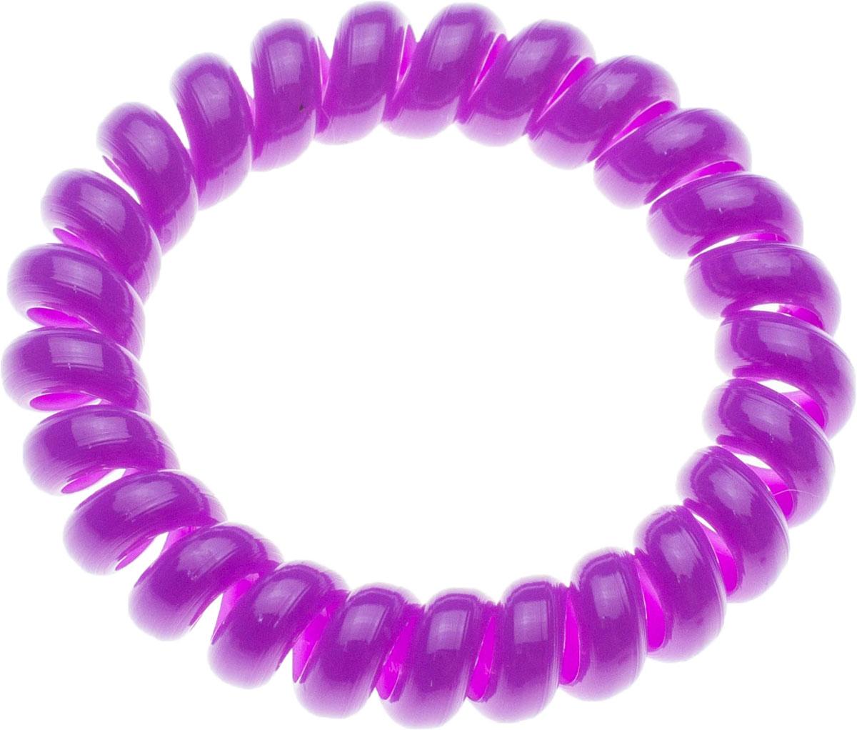 Резинка для волос Мастерская Крутовых, цвет:  фиолетовый.  РПВ-261 Мастерская Крутовых