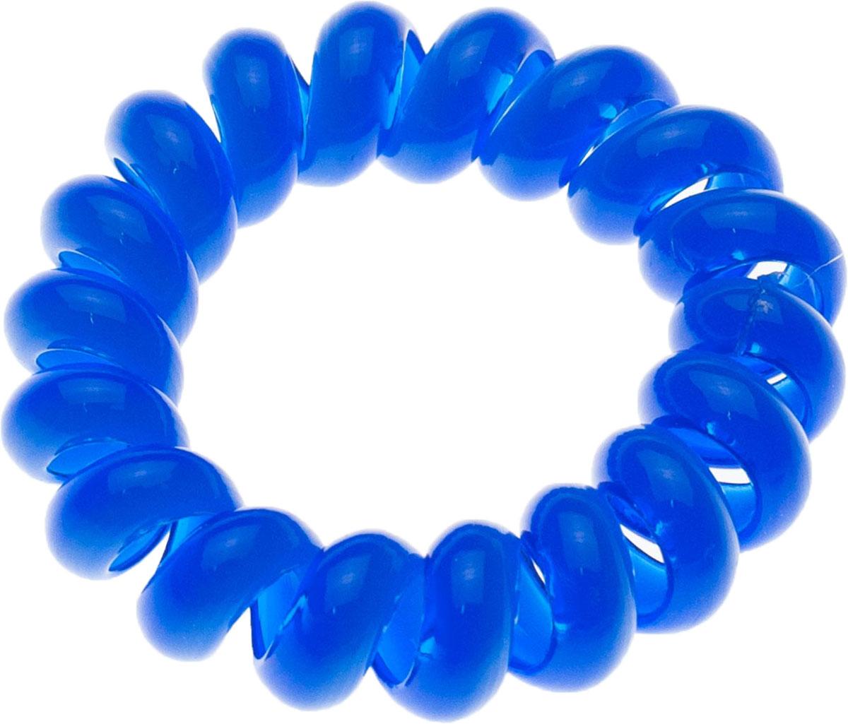 Резинка для волос Мастерская Крутовых, цвет: синий. РПВ-291 резинки city flash резинка для волос