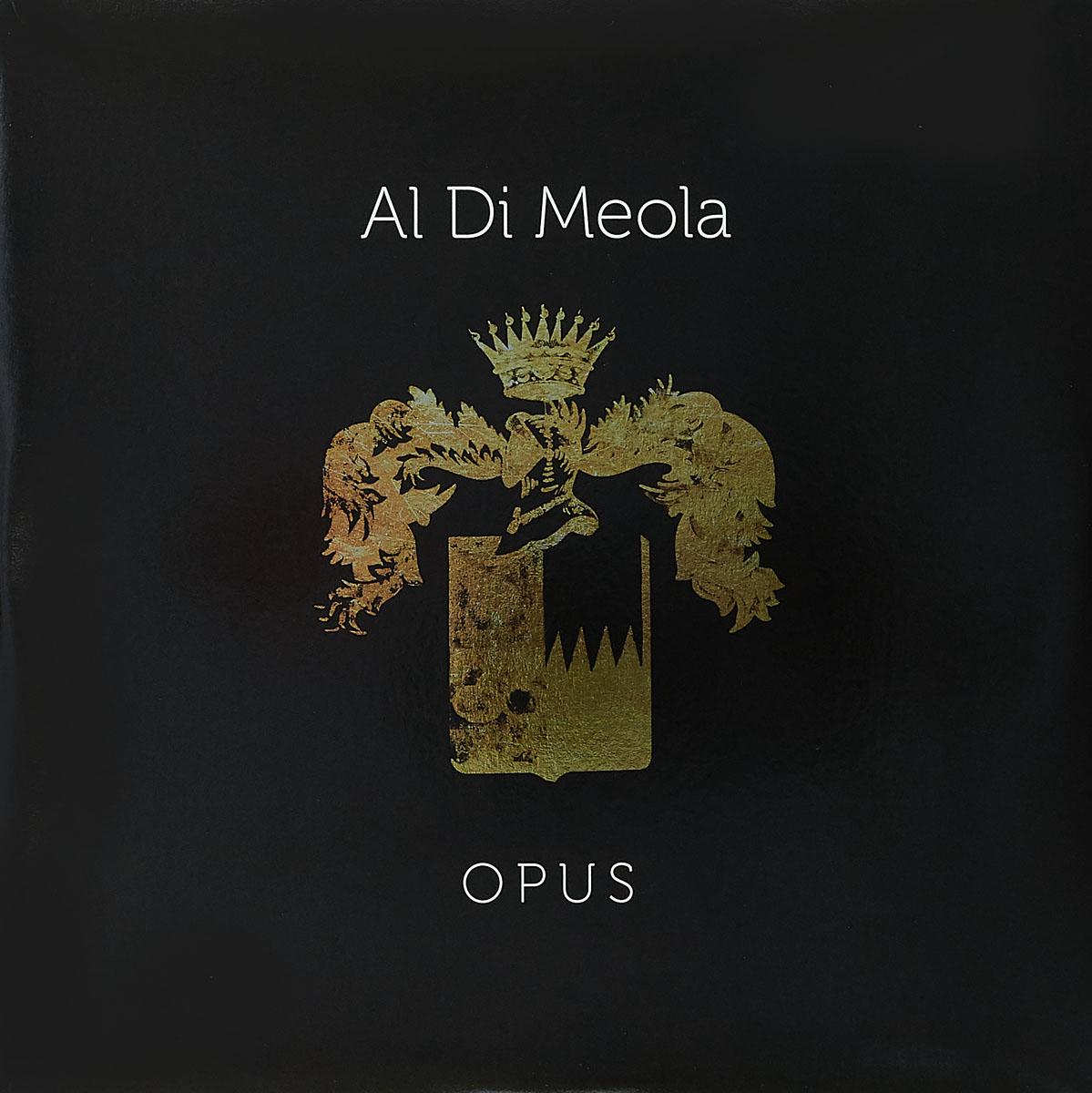 Фото Эл Ди Меола Al Di Meola. Opus (2 LP)