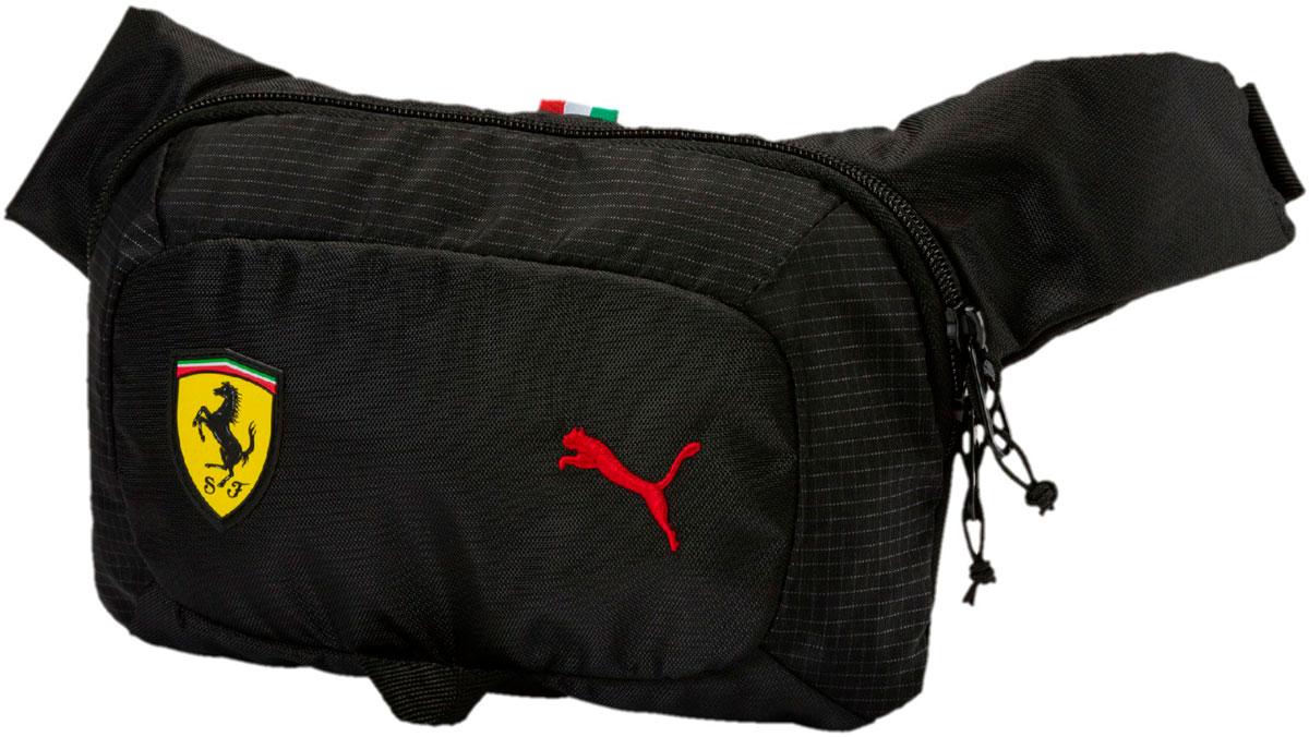 Сумка на пояс мужская Puma SF Fanwear Waist Bag, 11,5 л - Сумки