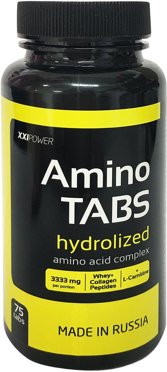 Аминокислотный комплекс Россия XXI POWER Амино Табс, 75 таблеток4607062757772Amino Tabs – сбалансированный аминопептидный комплекс на основе пептидов и аминокислот сывороточного белка. Для выравнивания аминокислотного профиля в формулу включены аминопептиды соевого белка и белка соединительной ткани. Как известно, короткие: ди, три, и тетрапептиды наиболее эффективно, в сравнении со свободными аминокислотами, усваиваются человеческим организмом. Поэтому именно блок коротких пептидов является ударным в комплексе Amino.Состав: Аминопептидная смесь «АмиПро» на основе сывороточного и соевого гидролизатов Arla Foods Ingr., Дания, «Колламин», лактоза, стеараты, желатин.