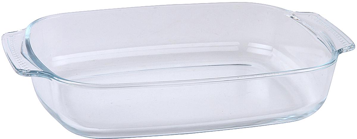 Форма для запекания Pomi d'Oro PGL-580023, прямоугольная, 38 x 25,5 x 6,5 см форма для запекания pomi d'oro прямоугольная с керамическим покрытием цвет розовый 2 3 л