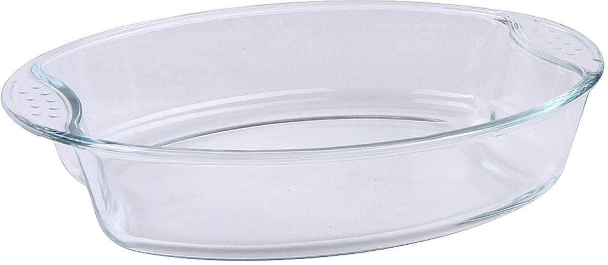 Форма для запекания Pomi d'Oro PGL-580025, овальная, 30 x 21,5 x 6,3 см форма для запекания pomi d'oro прямоугольная с керамическим покрытием цвет розовый 2 3 л