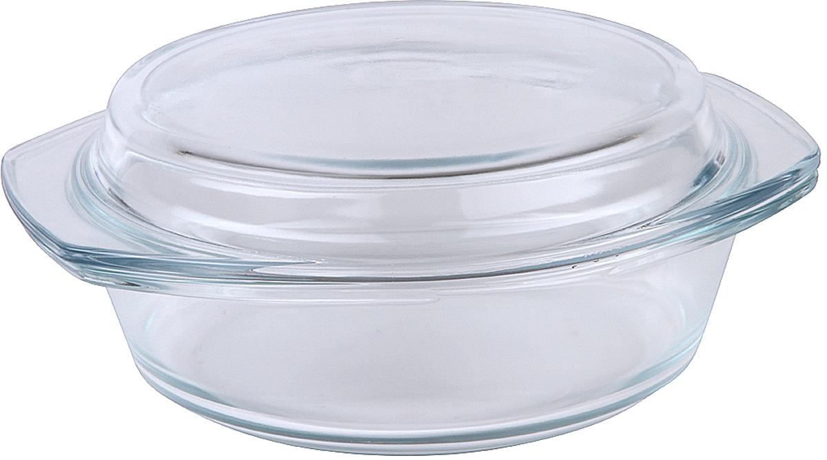 """Форма для запекания Pomi d'Oro """"PGL-580033"""" станет отличным дополнением к набору кухонной утвари.  Сегодня такие формы приобретают все большую популярность как у простых домохозяек, так и у профессиональных кулинаров.  Они достаточно функциональны и удобны в использовании, подходят как для выпекания, так и для запекания различных блюд.  Размер 24 x 21 x 7 см.  Материал жаропрочное стекло.  Объем 1,5 л."""