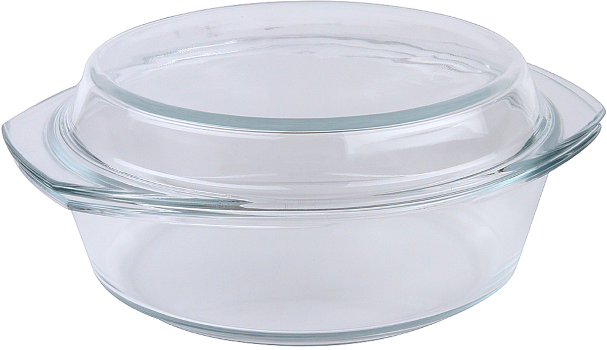 """Форма для запекания Pomi d'Oro """"PGL-580034"""" станет отличным дополнением к набору кухонной утвари.  Сегодня такие формы приобретают все большую популярность как у простых домохозяек, так и у профессиональных кулинаров.  Они достаточно функциональны и удобны в использовании, подходят как для выпекания, так и для запекания различных блюд.  Размер 29 x 25 x 8,5 см.  Материал жаропрочное стекло.  Объем 2,5 л."""
