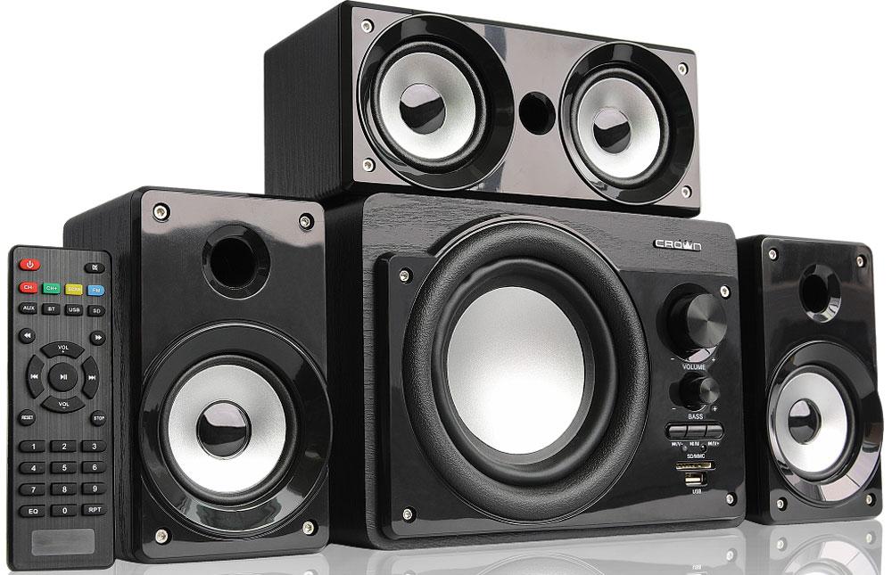 Crown Micro CMBS-390, Black акустическая система