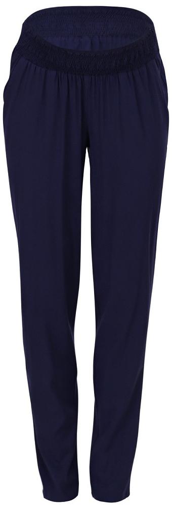 Брюки для беременных One Plus One, цвет: темно-синий. V603795. Размер 50 asymmetric one shoulder bodycon dress