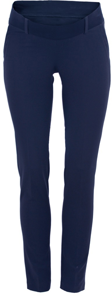 Брюки для беременных One Plus One, цвет: темно-синий. V633335. Размер 50 брюки для беременных topshop 4 22