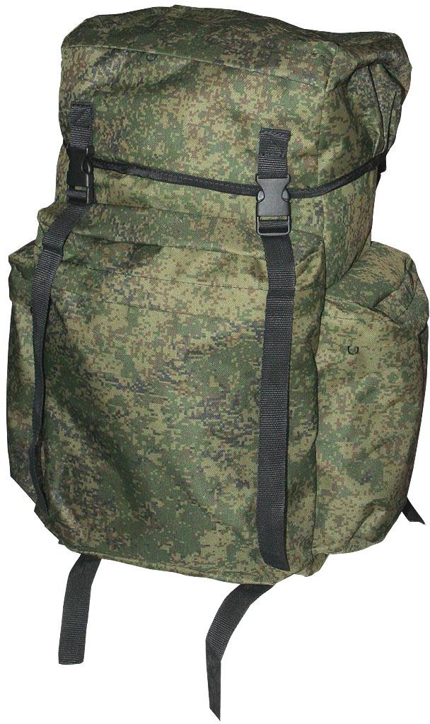 Рюкзак туристический Indigo Рыбак, цвет: зеленый, 40 л