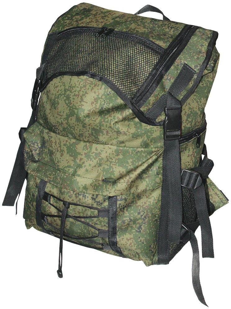 """Рюкзак туристический Indigo """"Турист"""", цвет: зеленый, 16 л"""