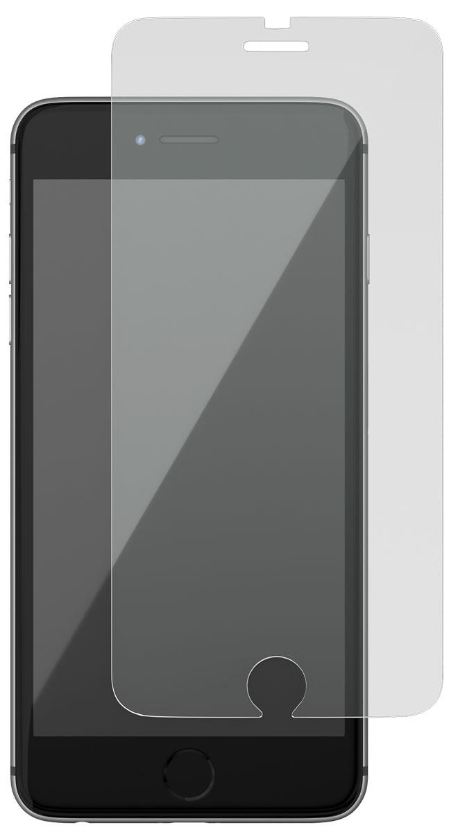 uBear GL08CL03-I7P защитное стекло для Apple iPhone 7 Plus/ 8 Plus, 0,3 ммGL08CL03-I7PЗащитное стекло uBear Premium Screen Protector 0,3мм для Apple iPhone 8/7 Plus надежно защитит экран смартфона от царапин, повреждений, влаги и ударов. Изготовлено из специального обработанного стекла, с повышенной твердостью 9Н, благодаря чему обеспечивает безупречную защиту дисплея со всех сторон. Кроме того, данная модель сможет не только предотвратить появление следов от пальцев и уменьшить блики на дисплее гаджета, но и сохранить первозданный внешний вид вашего iPhone. В комплект входят вспомогательные стикеры для приклеивания стекла, пластиковая карта, влажная салфетка, а также фирменная салфетка с логотипом uBear.