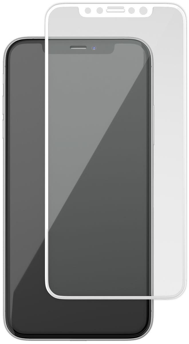 uBear GL12WH03-I10 защитное 3D стекло для Apple iPhone Х, WhiteGL12WH03-I10Защитное стекло 3D Full Cover для Apple iPhone Х с белой рамкой надежно защитит экран смартфона от царапин, повреждений, влаги и ударов. Изготовлено из специального обработанного стекла, с повышенной твердостью 9Н. Благодаря своим закругленным краям, идеально покрывает всю поверхность экрана, обеспечивая безупречную защиту дисплея со всех сторон. Кроме того, данная модель сможет не только предотвратить появление следов от пальцев и уменьшить блики на дисплее гаджета, но и сохранить первозданный внешний вид вашего iPhone. В комплект входят вспомогательные стикеры для приклеивания стекла, пластиковая карта, влажная салфетка, а также фирменная салфетка с логотипом uBear.