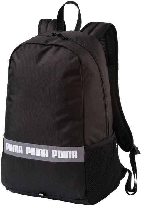 Рюкзак мужской Puma Phase Backpack II, цвет: черный, 25 л. 07510601