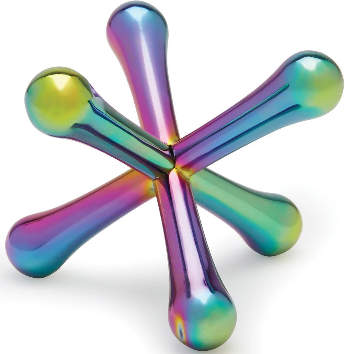 Держатель для колец Umbra Jacks, цвет: голографический держатель для ключей и писем umbra держатель для ключей и писем